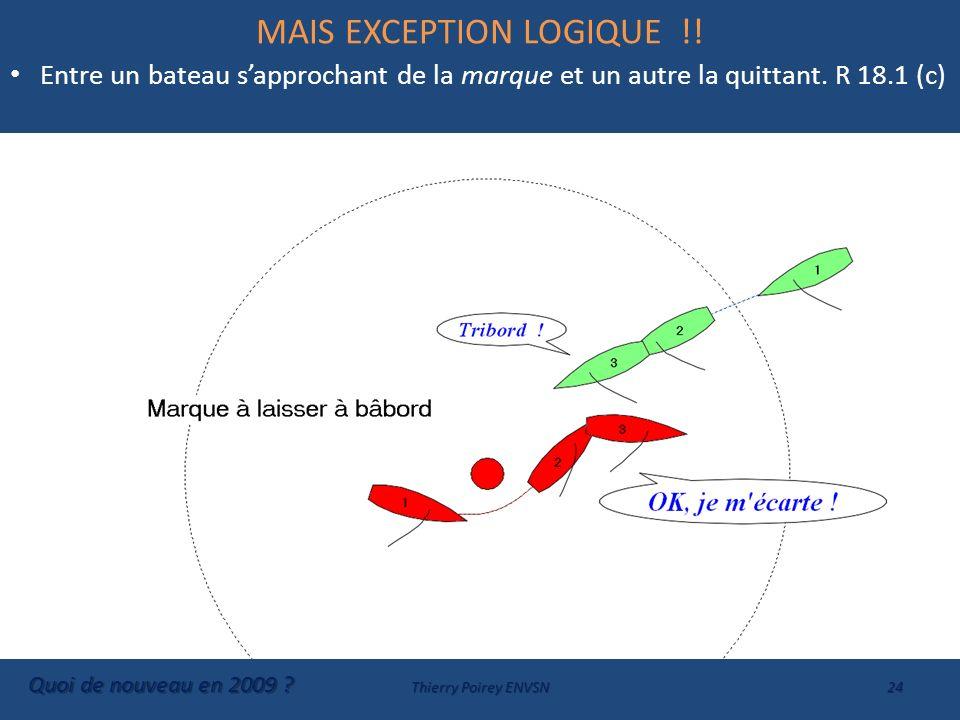 MAIS EXCEPTION LOGIQUE !!