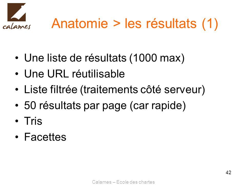 Anatomie > les résultats (1)