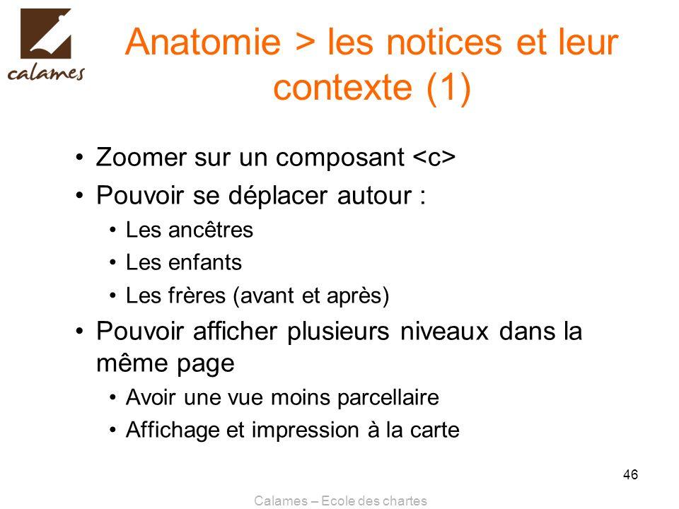 Anatomie > les notices et leur contexte (1)