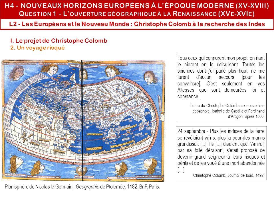 H4 - NOUVEAUX HORIZONS EUROPÉENS À L\'ÉPOQUE MODERNE (XV-XVIII ...