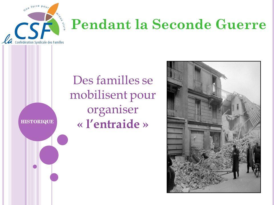 Des familles se mobilisent pour organiser « l'entraide »