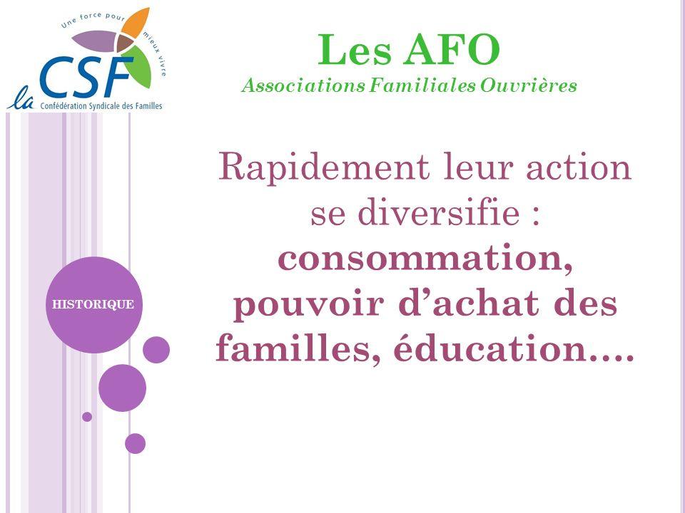 Associations Familiales Ouvrières