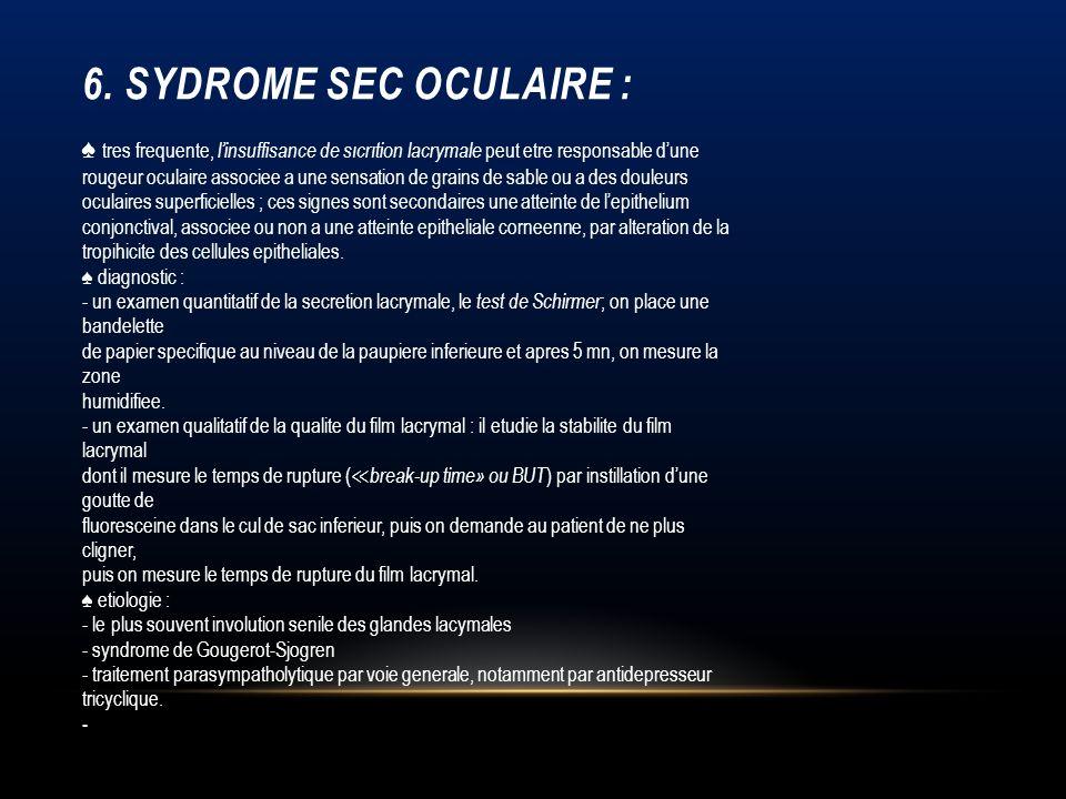 Oeil rouge et / ou douloureux - ppt video online télécharger