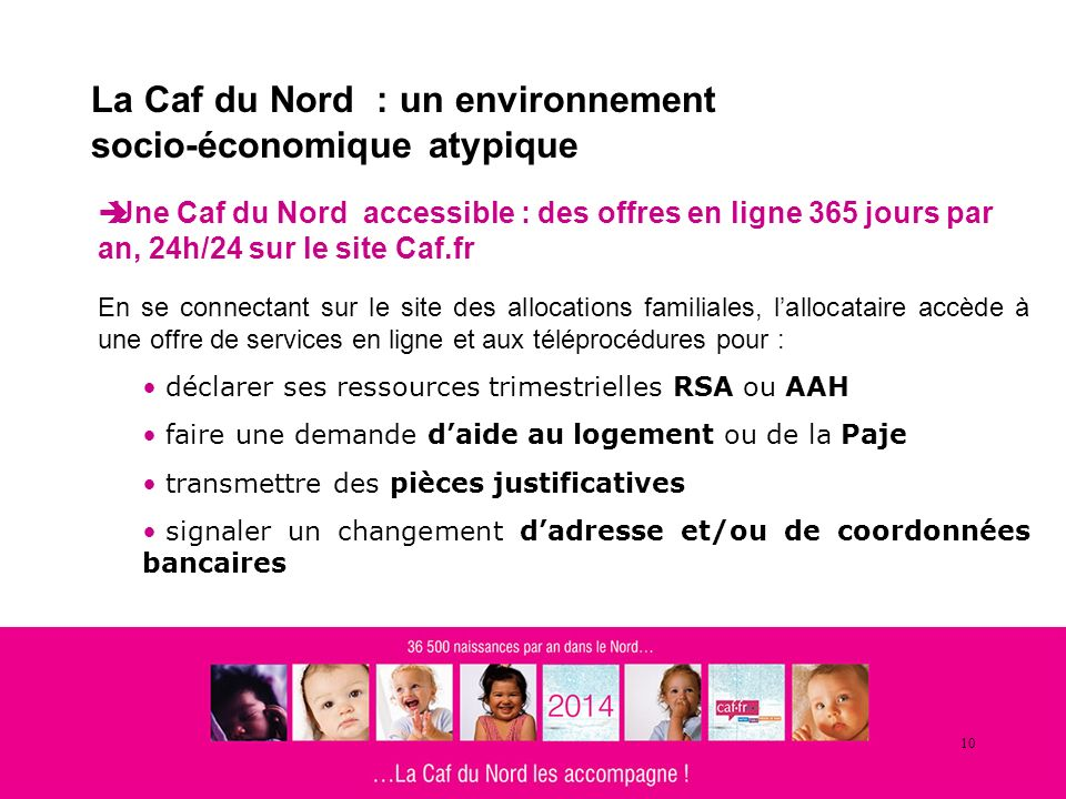 Caf Du Nord Demande D Aide Au Logement En Ligne