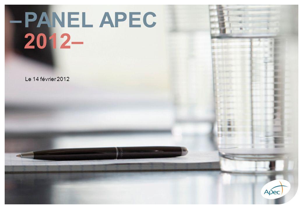 PANEL APEC 2012– Le 14 février 2012
