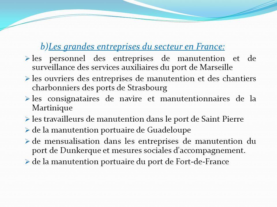 Entreprises operateurs portuaires ppt t l charger - Le port de fort de france ...