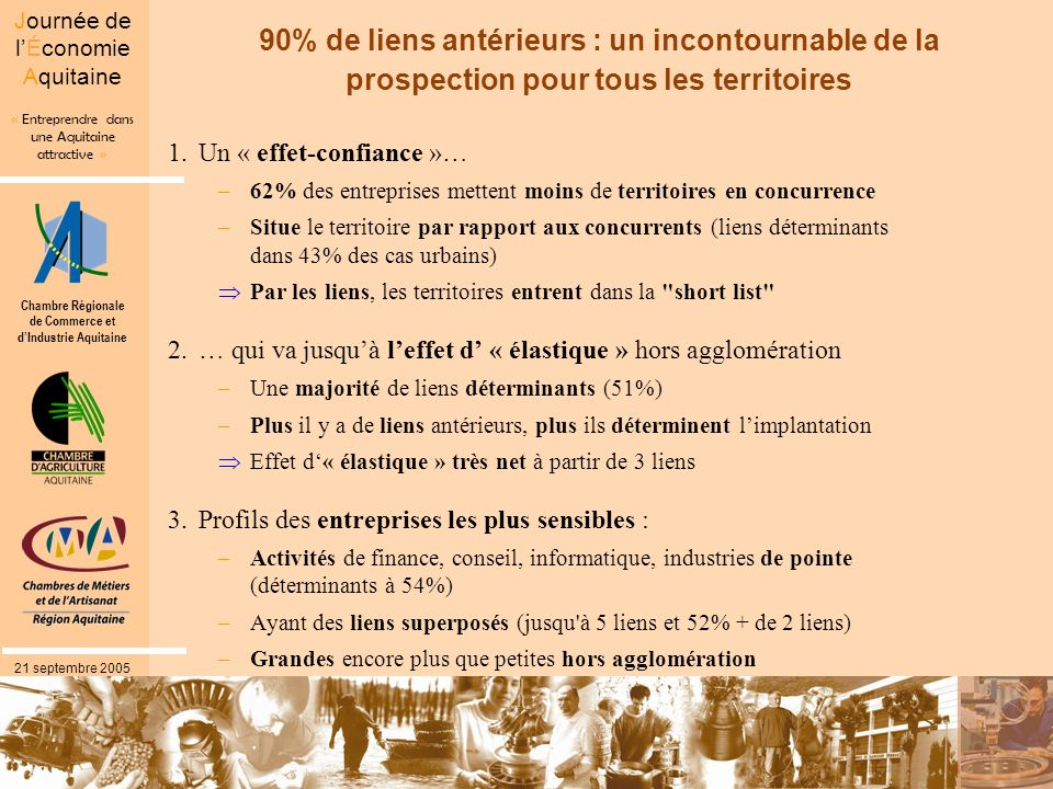 90% de liens antérieurs : un incontournable de la prospection pour tous les territoires