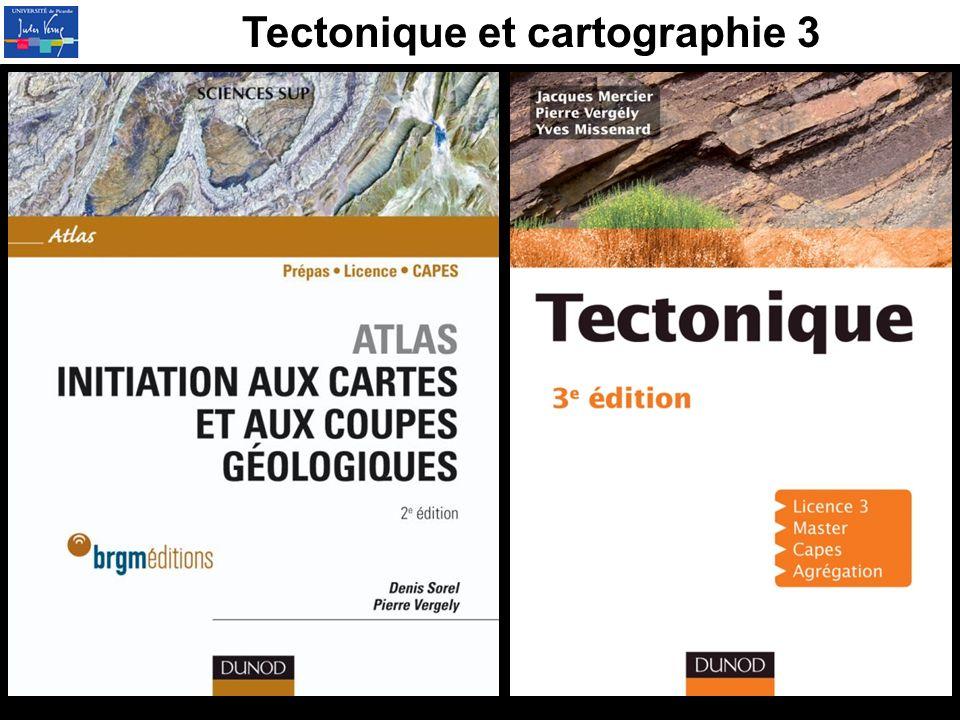 Tectonique et cartographie 3