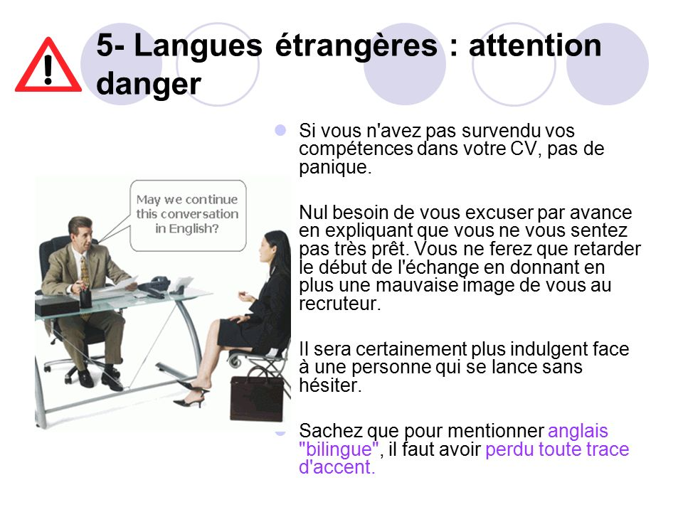 20 questions pi u00e8ges en entretien d u0026 39 embauche ppt video