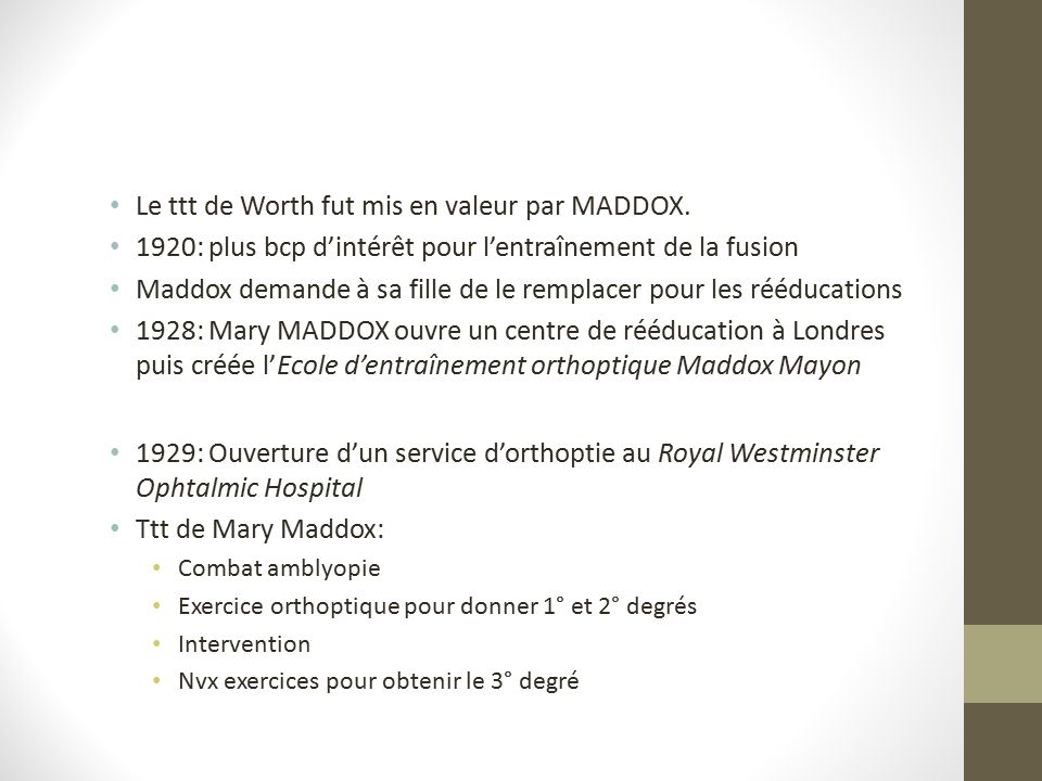 D crets d application ppt t l charger - Centre de reeducation fonctionnelle port royal ...