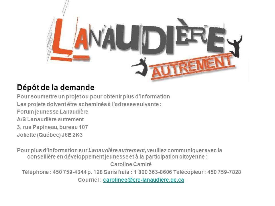 Courriel : carolinec@cre-lanaudiere.qc.ca