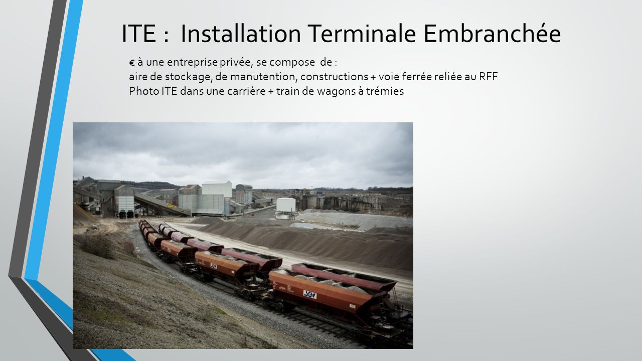 ITE : Installation Terminale Embranchée
