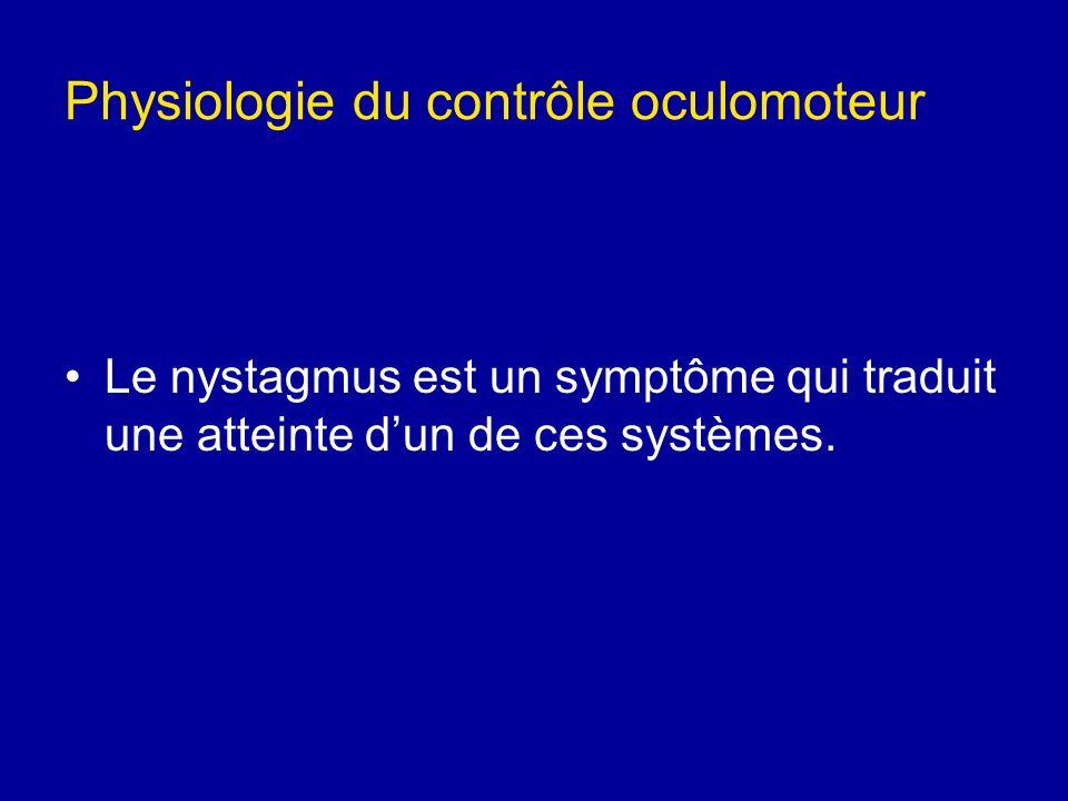 Prise en charge orthoptique des nystagmus ppt t l charger - Symptome d une fausse couche precoce ...