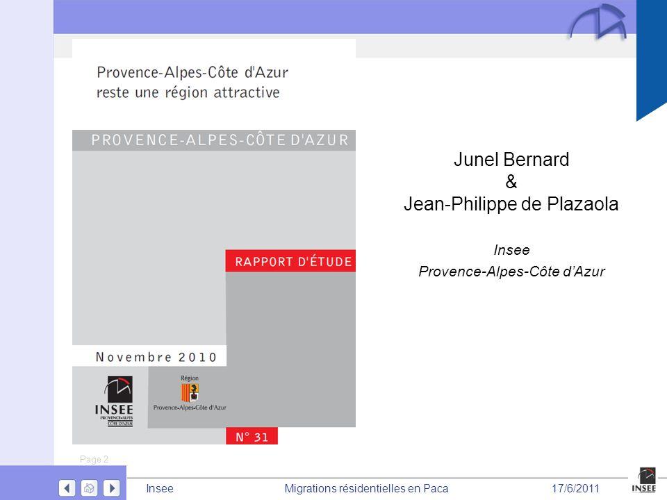 Junel Bernard & Jean-Philippe de Plazaola