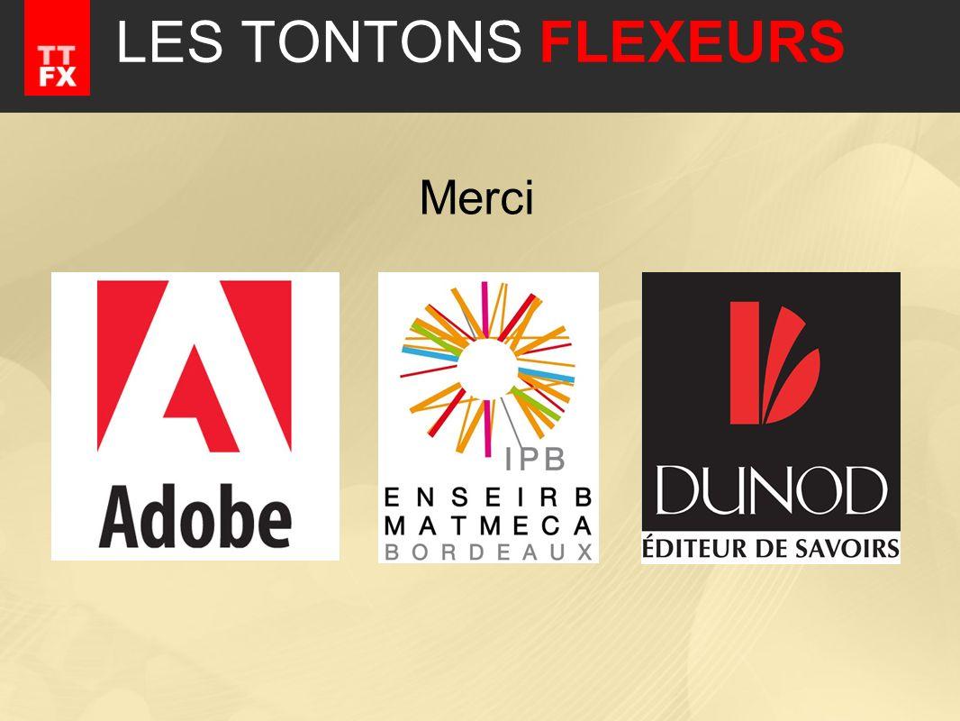 LES TONTONS FLEXEURS Merci