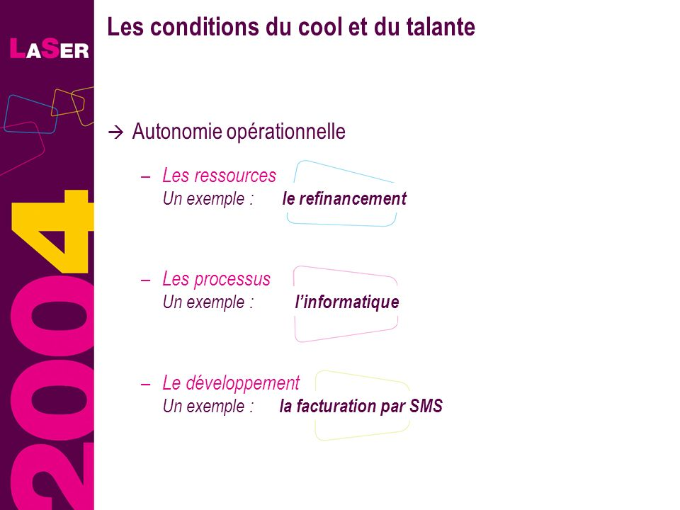 Les conditions du cool et du talante