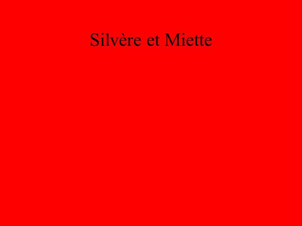 Silvère et Miette