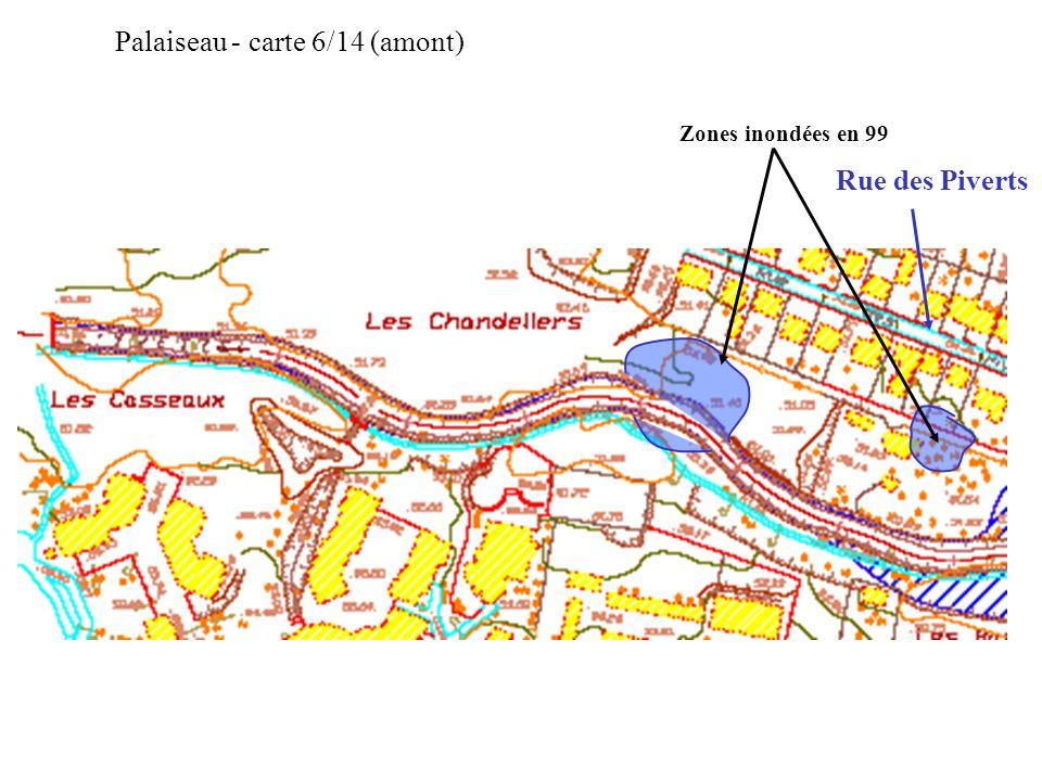 Palaiseau - carte 6/14 (amont)