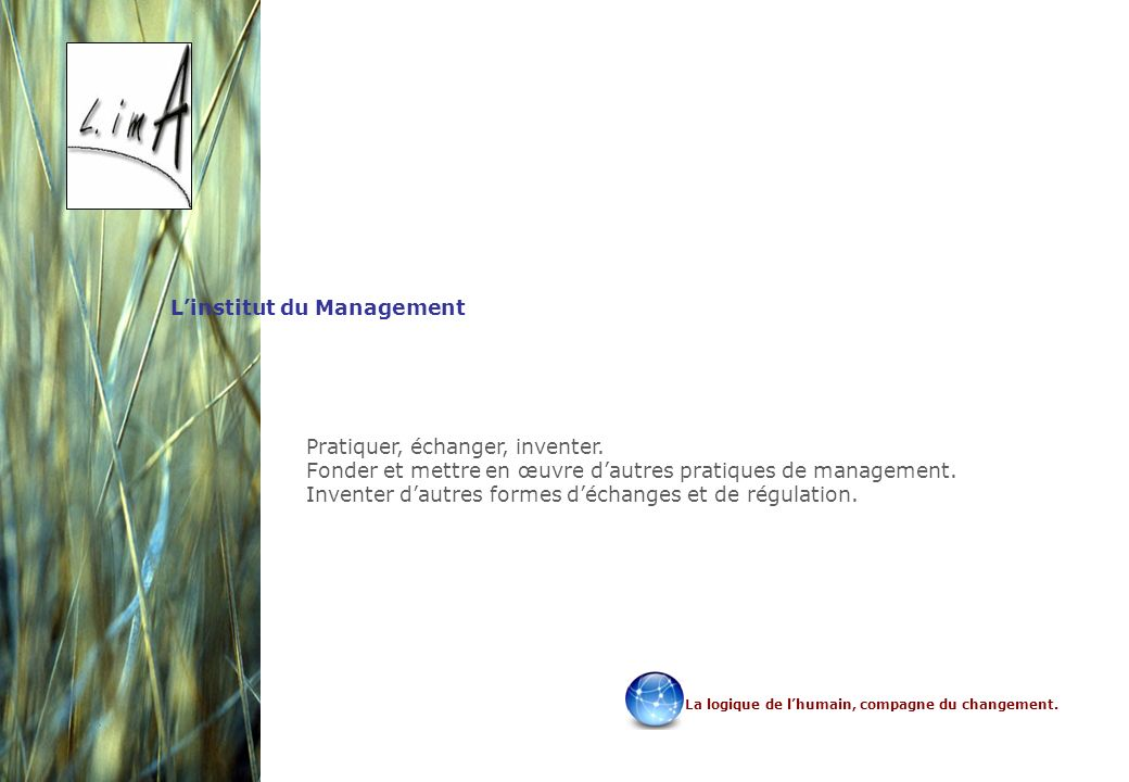 L'institut du Management