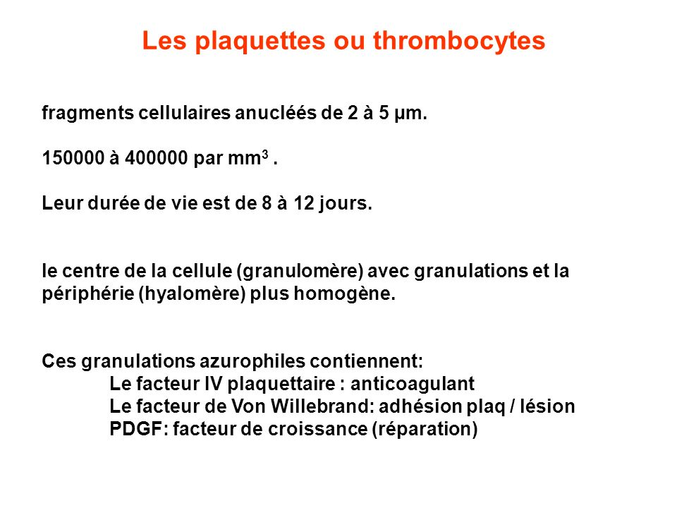 lecture et interpretation de l hemogramme ppt video online t l charger. Black Bedroom Furniture Sets. Home Design Ideas