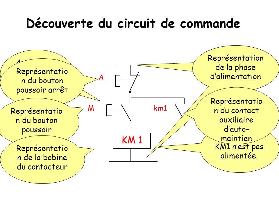 Découverte du circuit de commande