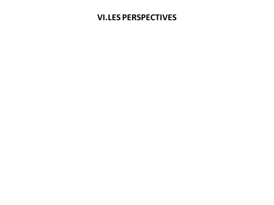 VI.LES PERSPECTIVES Réaliser une enquête de prévalence du VIH post-crise. Faire une enquête de prévalence chez les femmes enceintes (2014)