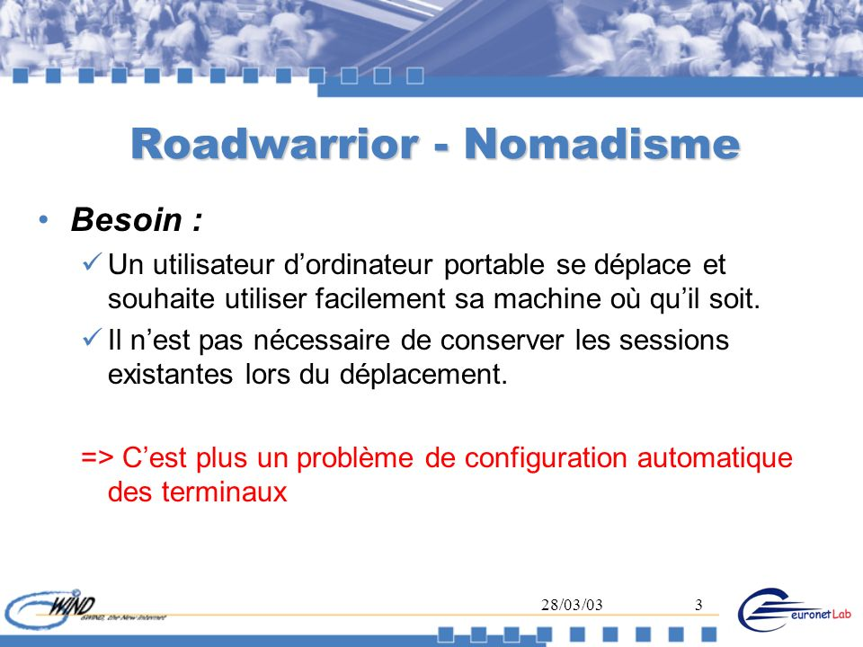 Roadwarrior - Nomadisme
