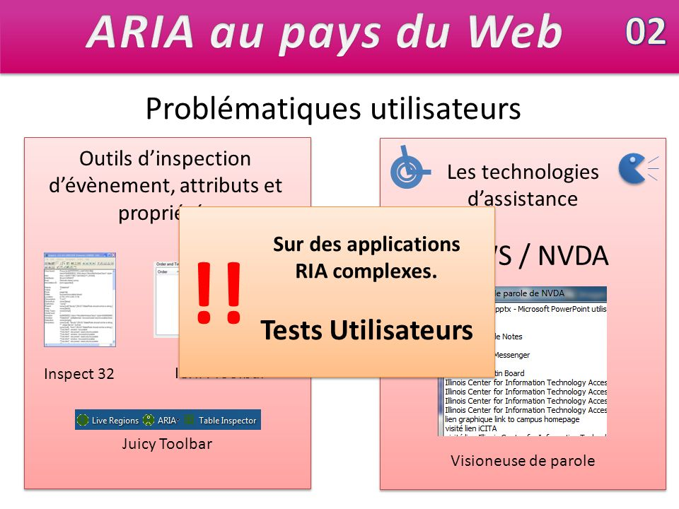 Sur des applications RIA complexes.