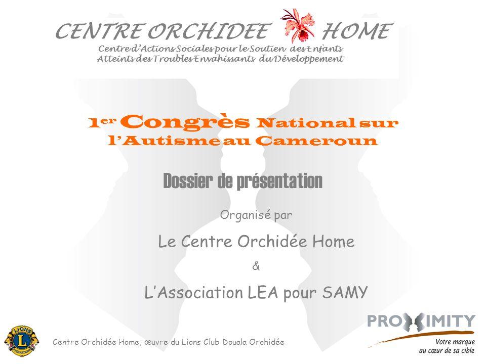 1er Congrès National sur l'Autisme au Cameroun