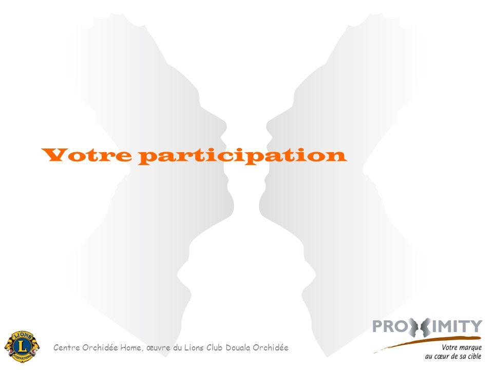 Votre participation