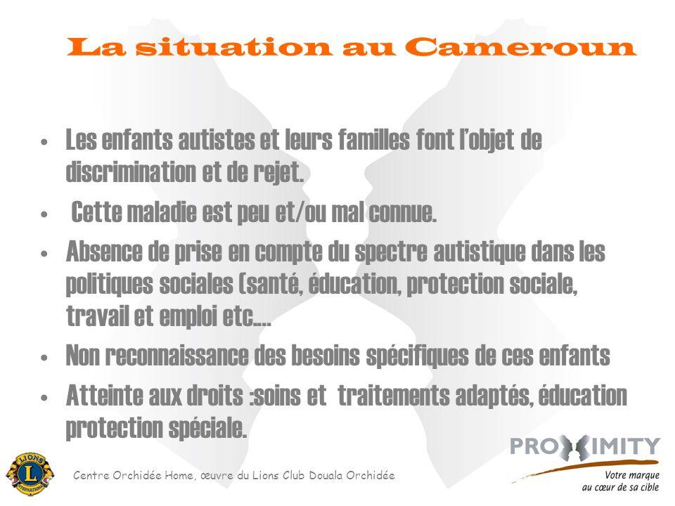 La situation au Cameroun