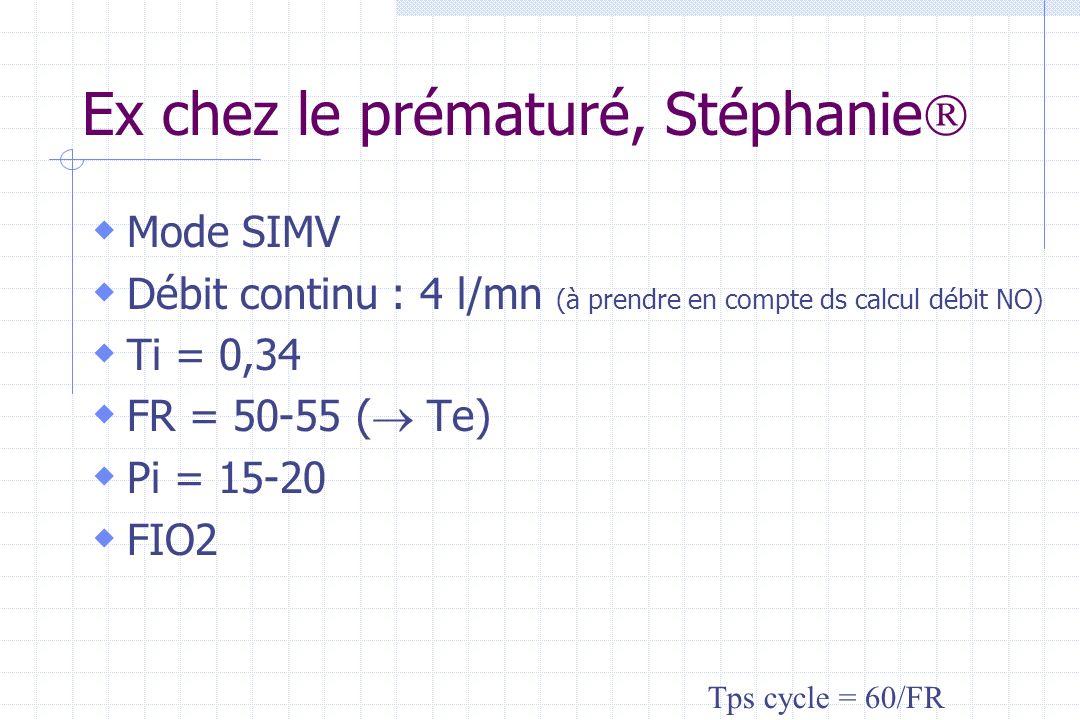 Ex chez le prématuré, Stéphanie