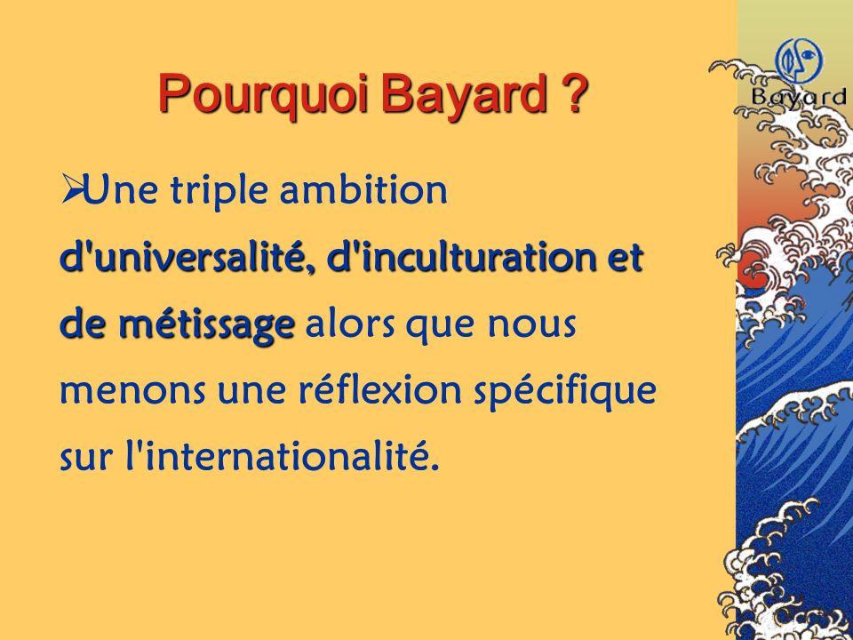 Pourquoi Bayard