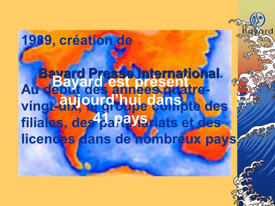 Bayard Presse International.