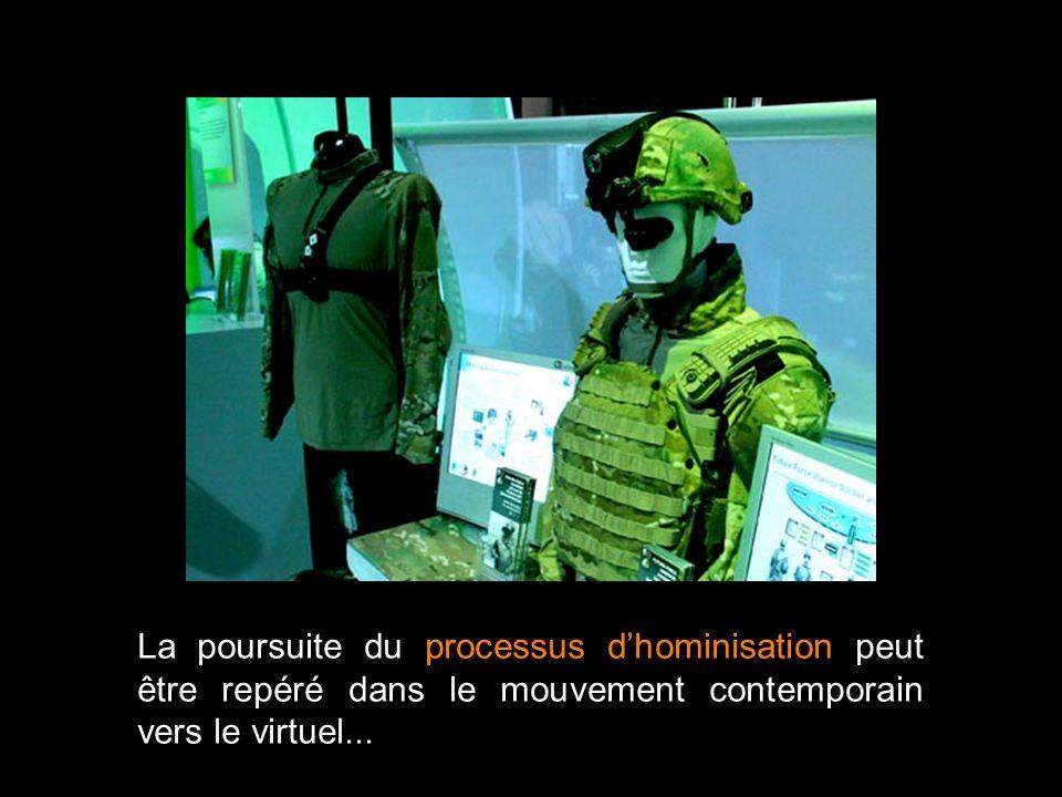 Salon US technologies et militaires (souvent précurseurs en matières d'innovation majeures – Arpanet par exemple)