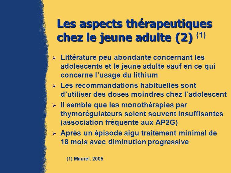 Les aspects thérapeutiques chez le jeune adulte (2) (1)