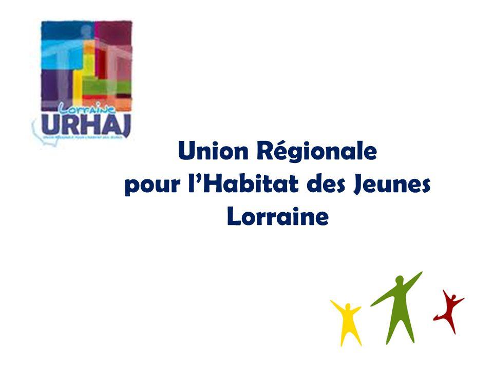 Union Régionale pour l'Habitat des Jeunes Lorraine