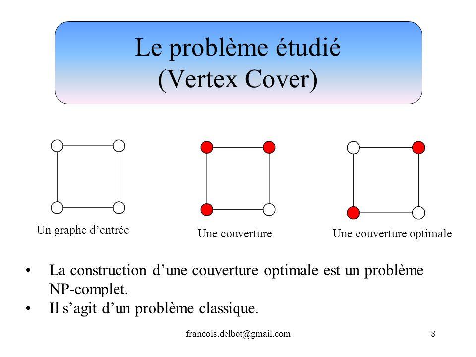 Le problème étudié (Vertex Cover)