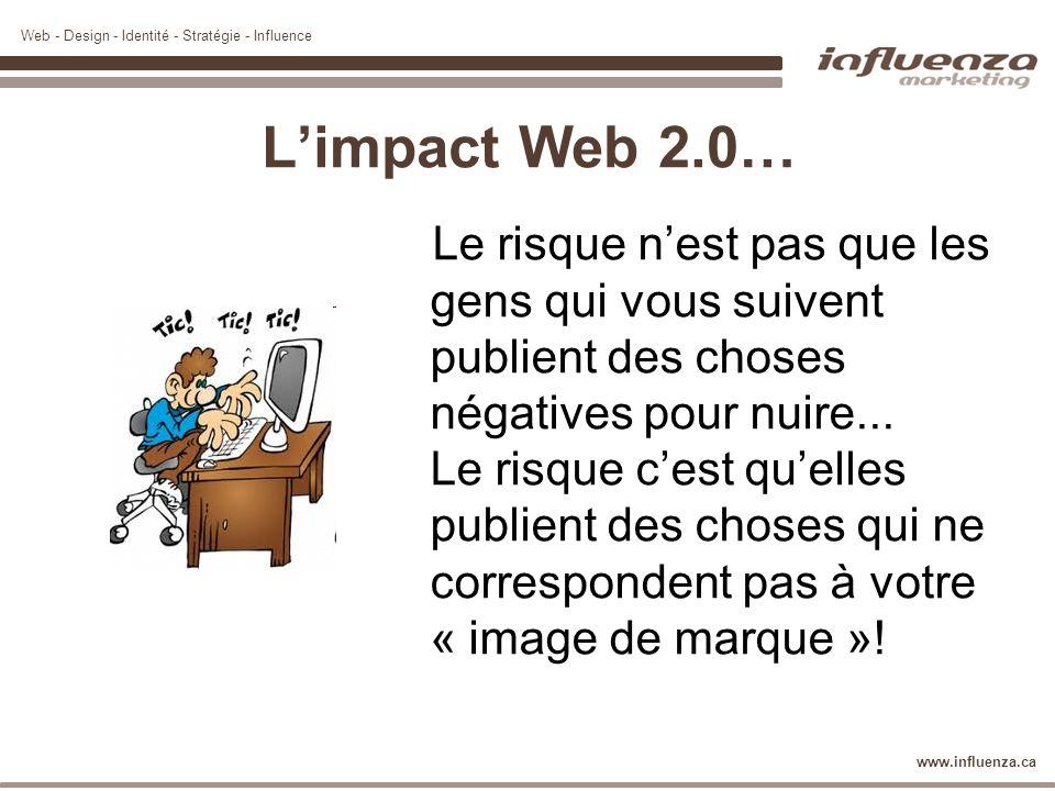 L'impact Web 2.0…