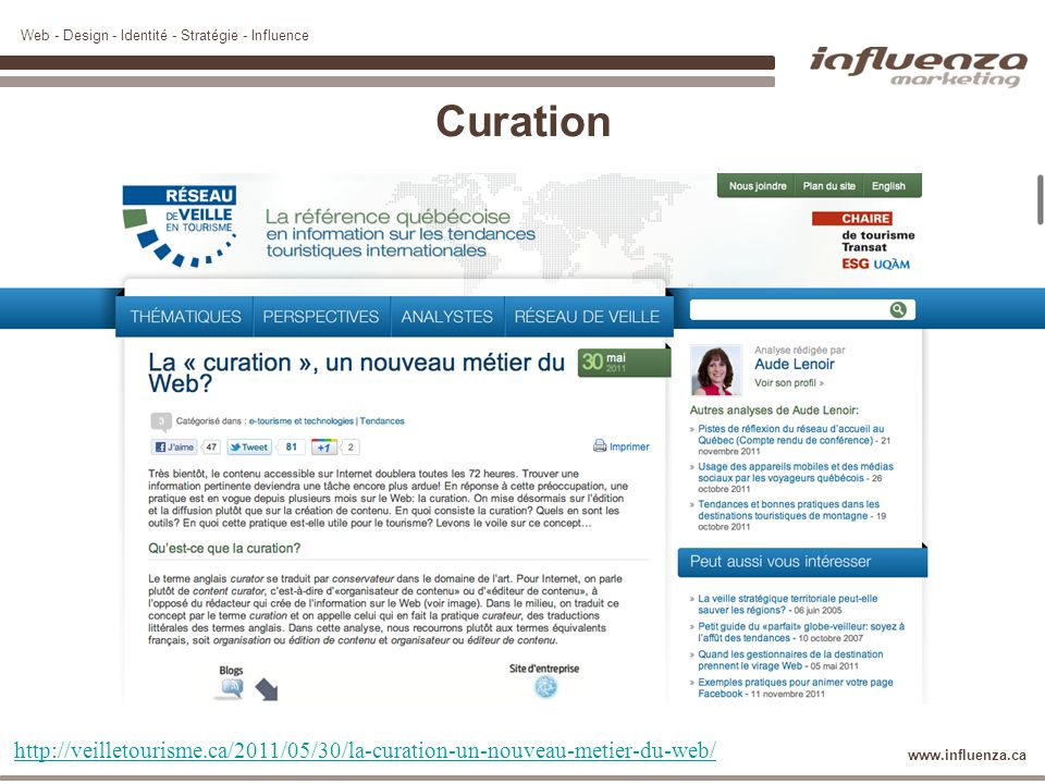 Insérer image RVT Curation