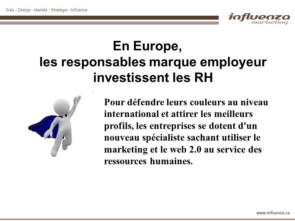En Europe, les responsables marque employeur investissent les RH