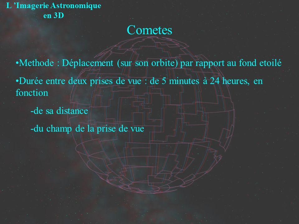 L 'Imagerie Astronomique en 3D
