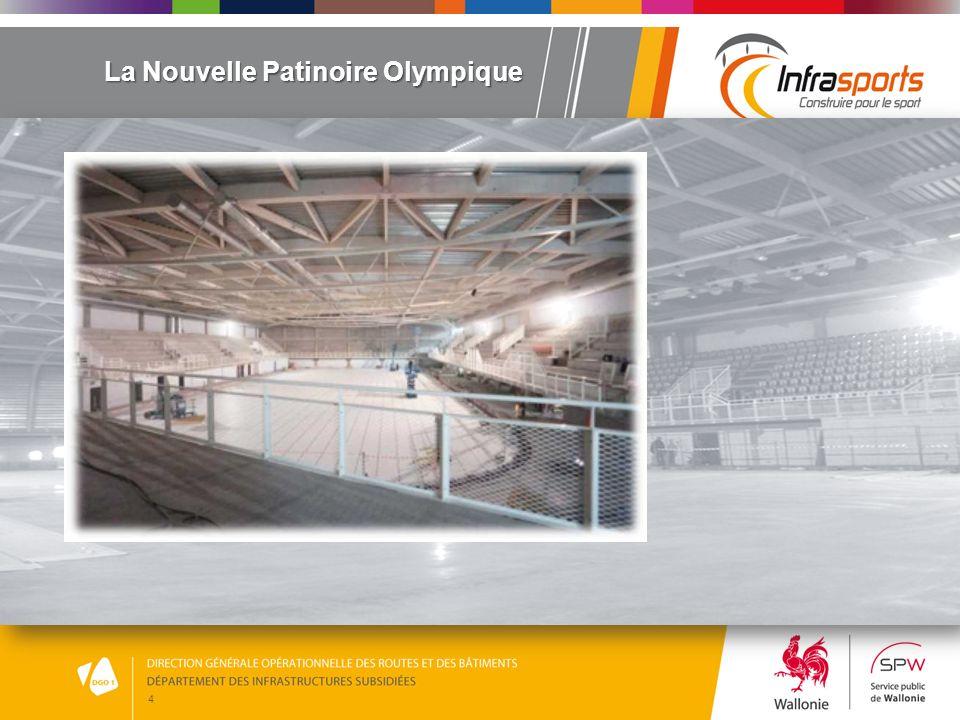 La Nouvelle Patinoire Olympique