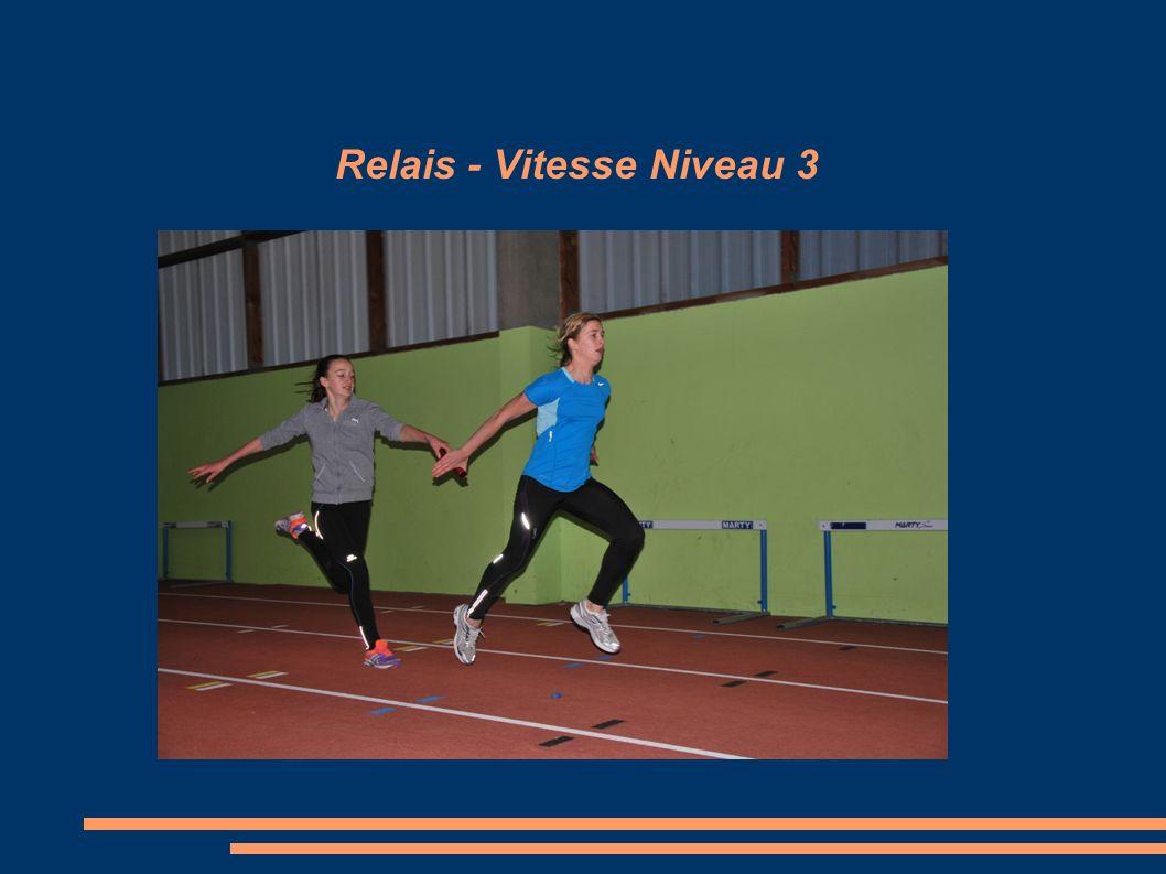 Relais - Vitesse Niveau 3