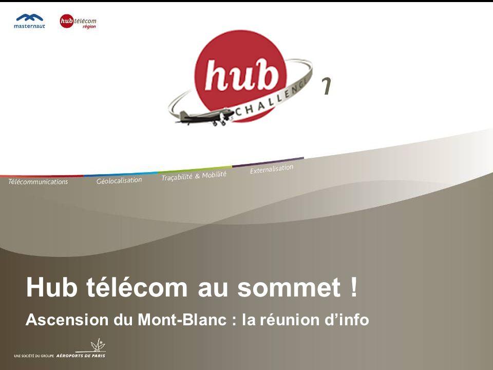 Ascension du Mont-Blanc : la réunion d'info