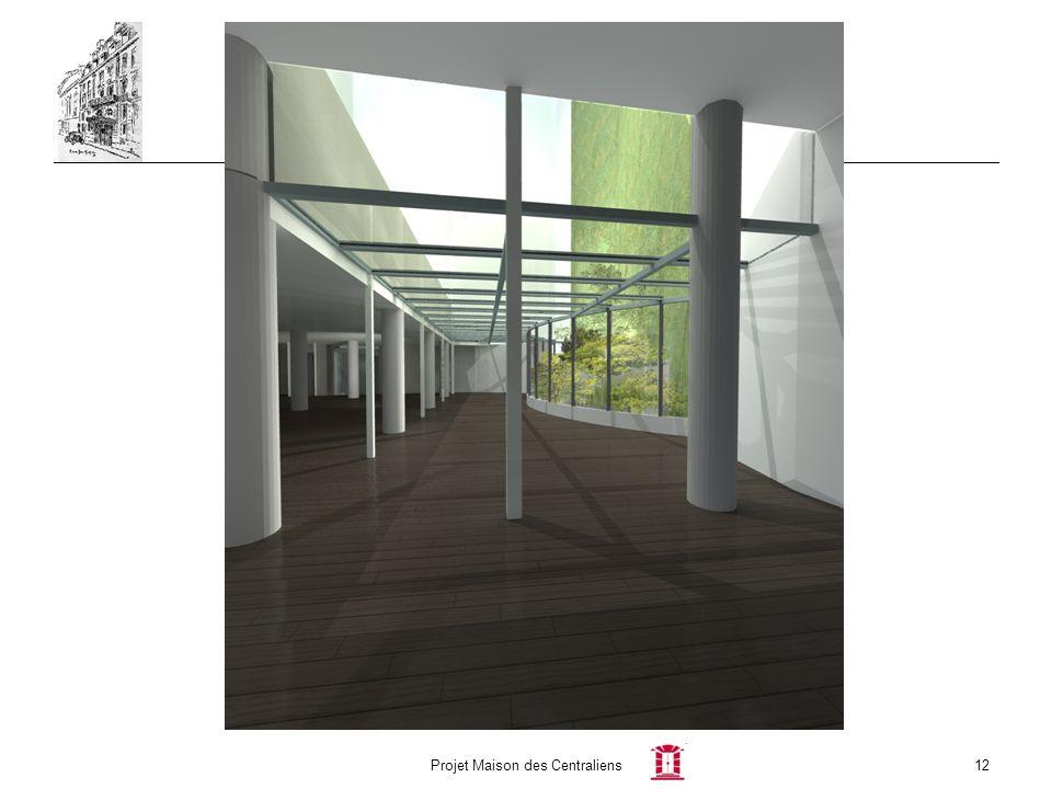 Projet Maison des Centraliens