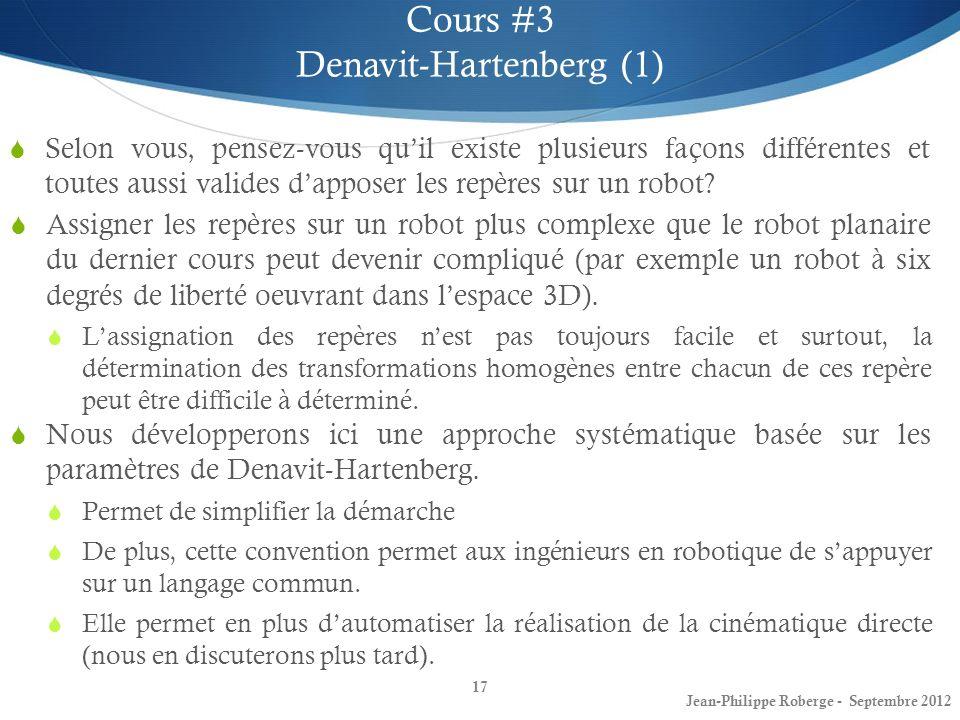 Denavit-Hartenberg (1)