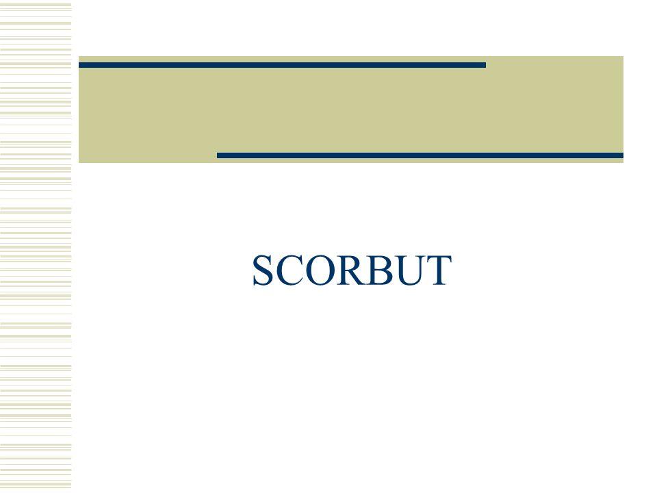 SCORBUT