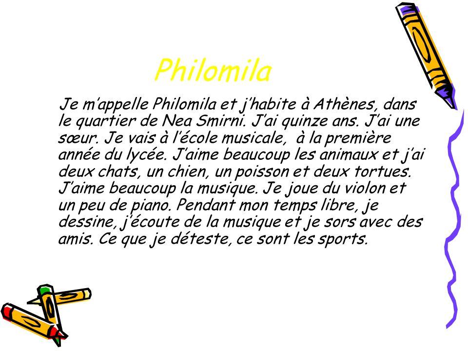 Philomila