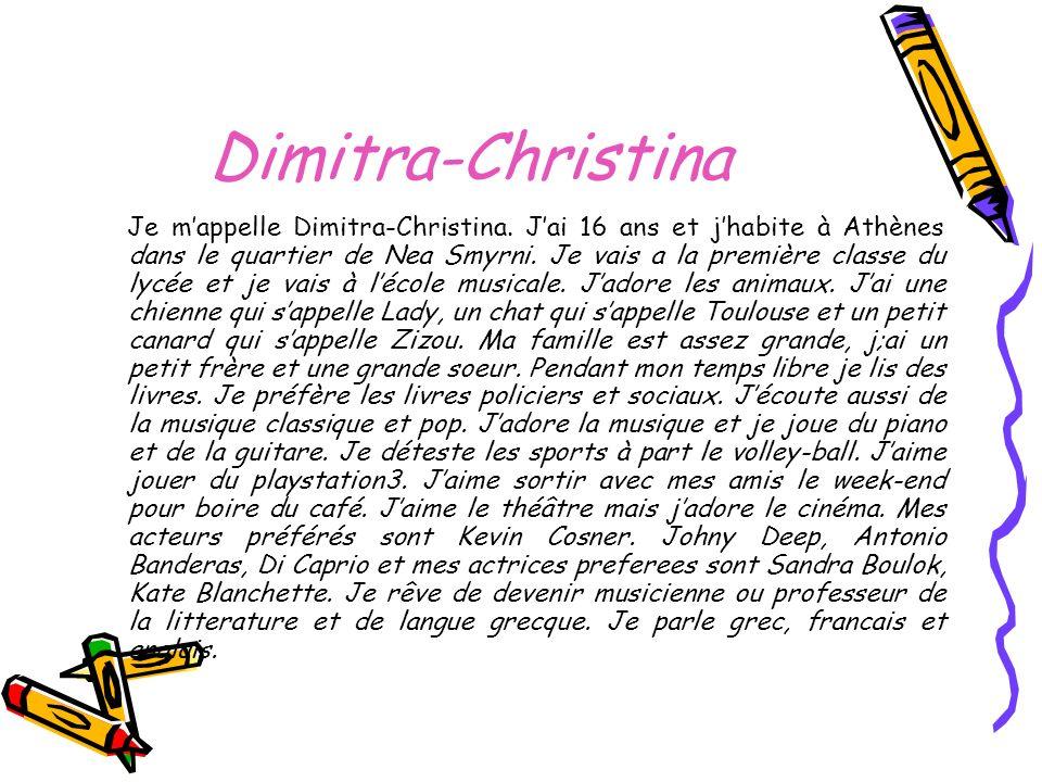 Dimitra-Christina
